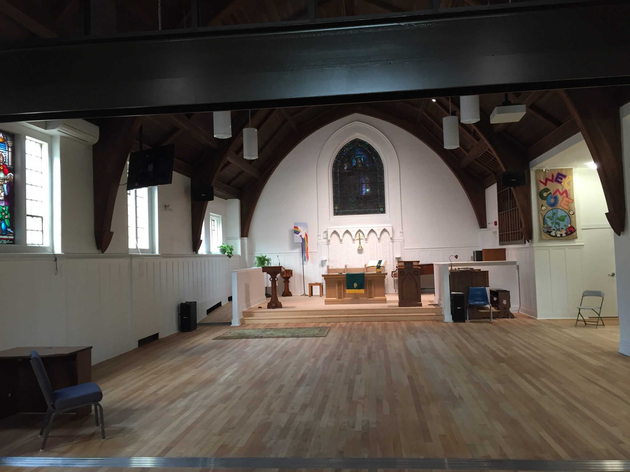 When Our Building Is Not In Regular Use By Our Congregation, We Rent Out  Our Sanctuary, 2 Meeting Rooms, And A Full Service Kitchen. Rentals Can Be  Done On ...